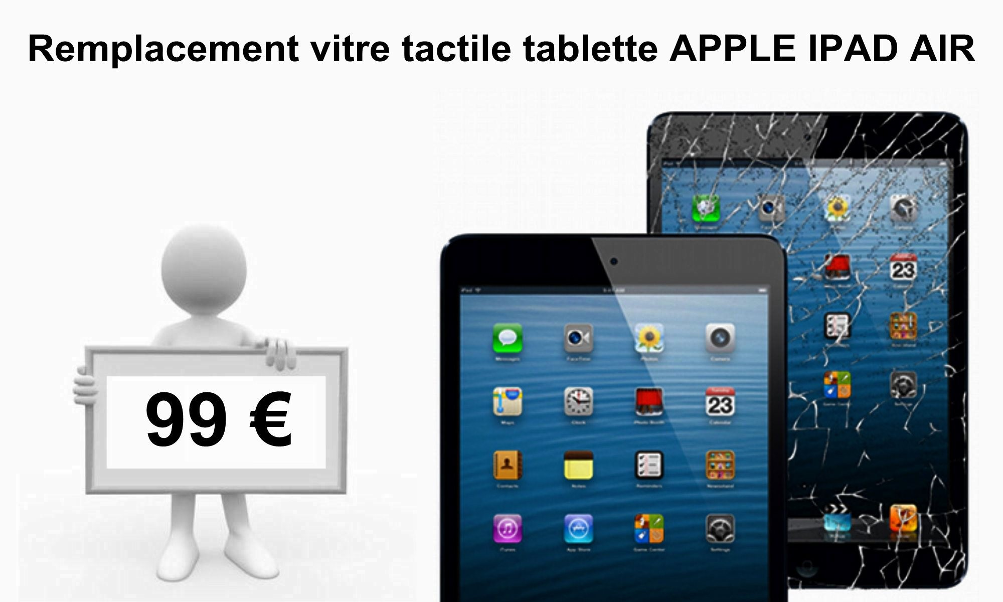 tactile ipad air