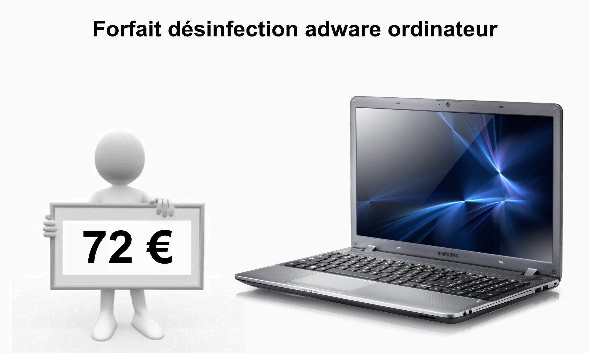 désinfection pc
